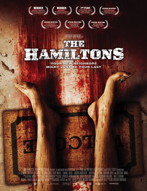 the hamiltons 2006 � horrorpedia