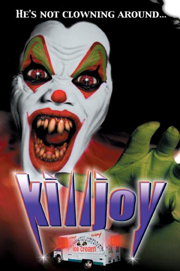 Killjoy (2000 - 2002 - 2010 - 2012 - 2017)  Killjoy-1