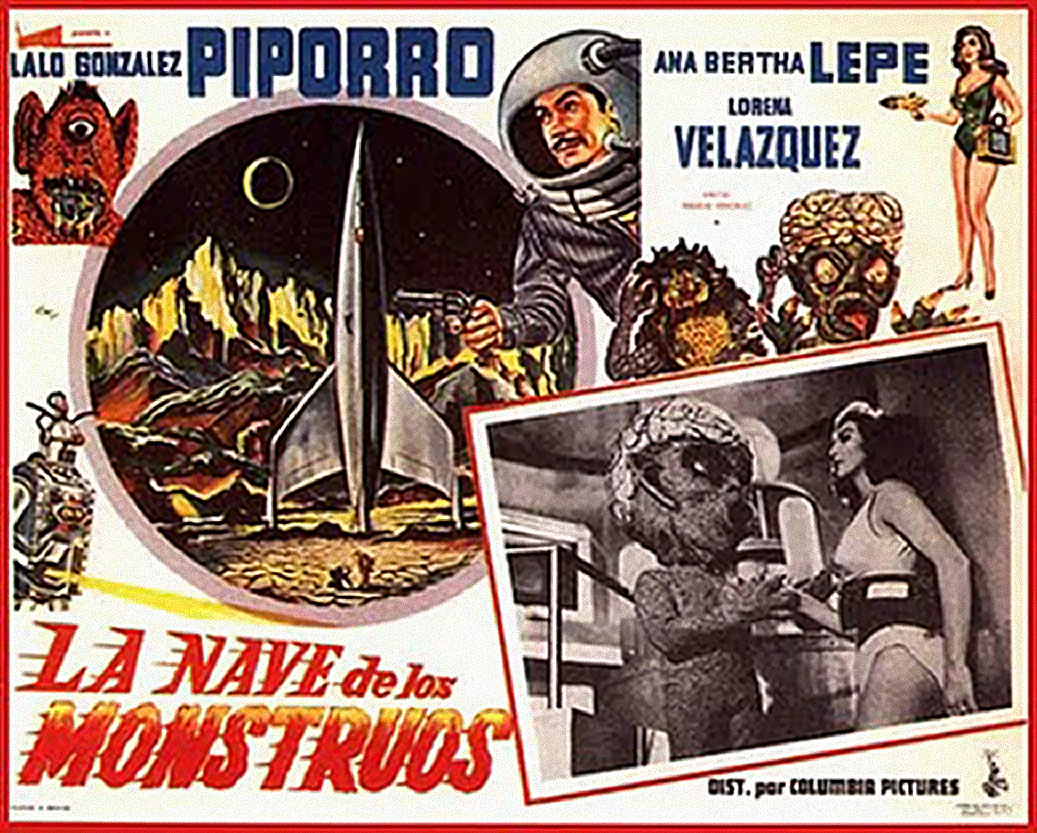 La nave de los monstruos movie