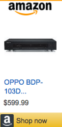 Oppo-Blu-ray-player