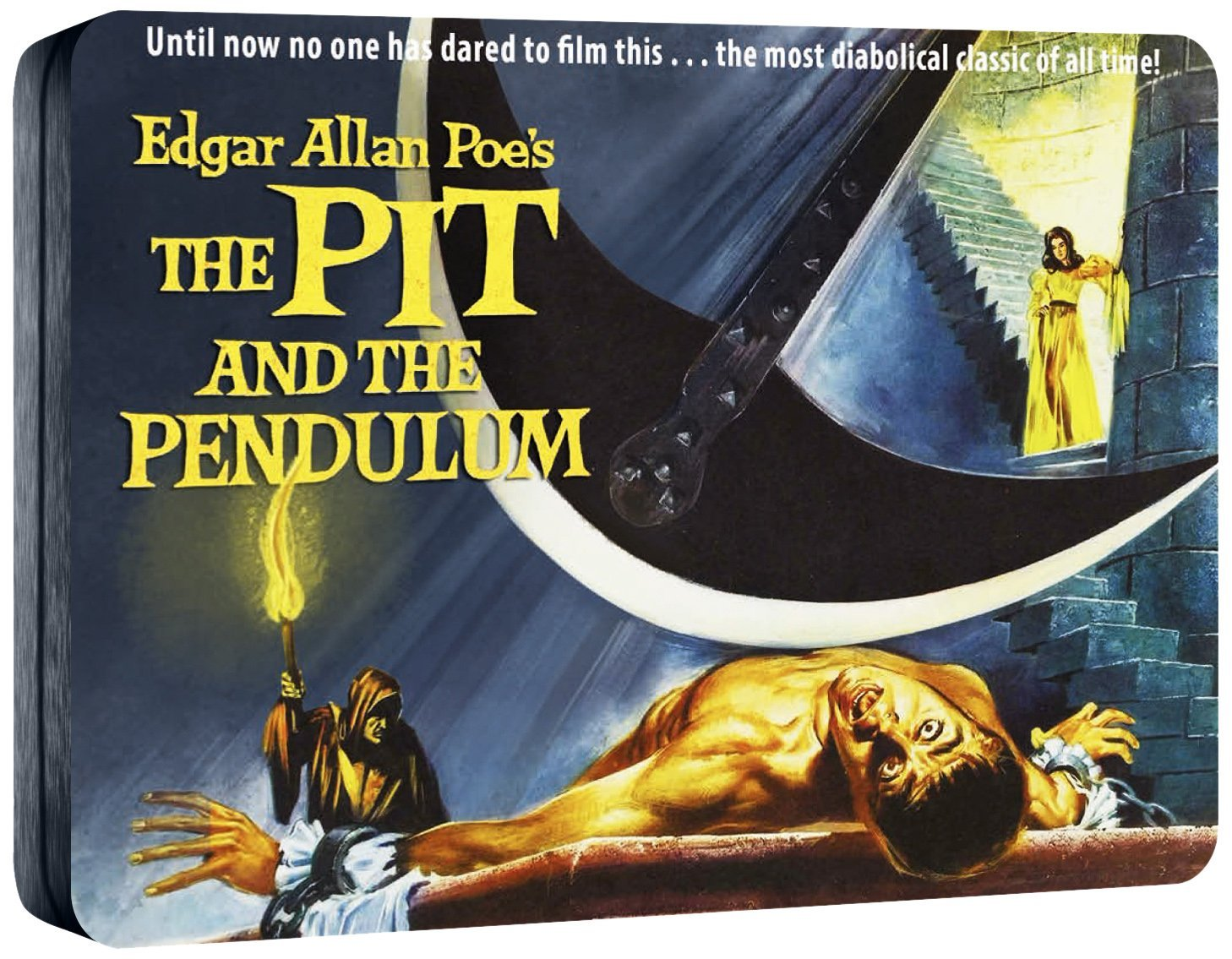 the pit and the pendulum The conclusion of edgar allen poe's short story, the pit and the pendulum, reveals that the narrator is freed by the french army, lead by general lasalle, as it captures the city of.