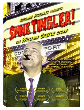 spine tingler the william castle story dvd