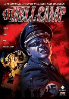 SS Hell Camp Beast in Heat DVD