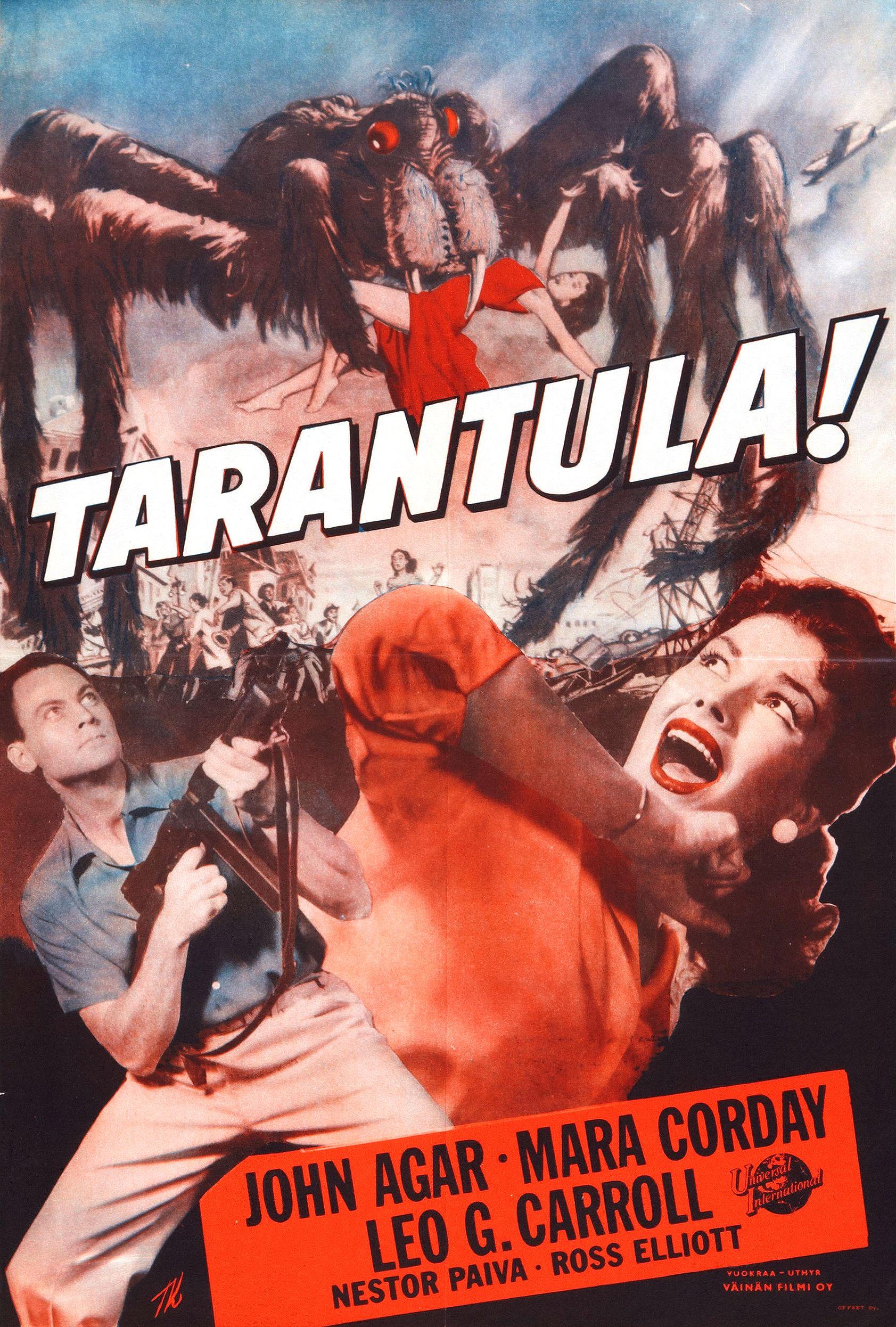Tarantula Film