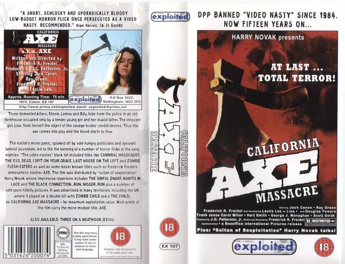 the california axe massacre a_k_a