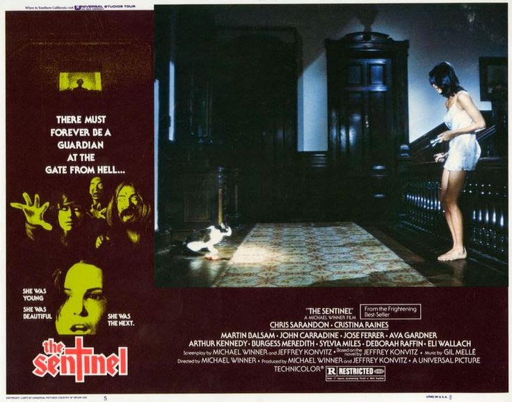 the sentinel � usa 1977 � horrorpedia
