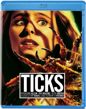 Ticks-Blu-ray