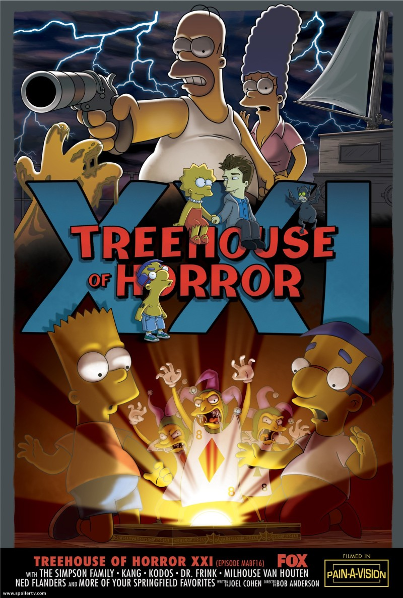 Treehouse Of Horror Episodes Online Part - 34: Treehouse_of_Horror_XXI