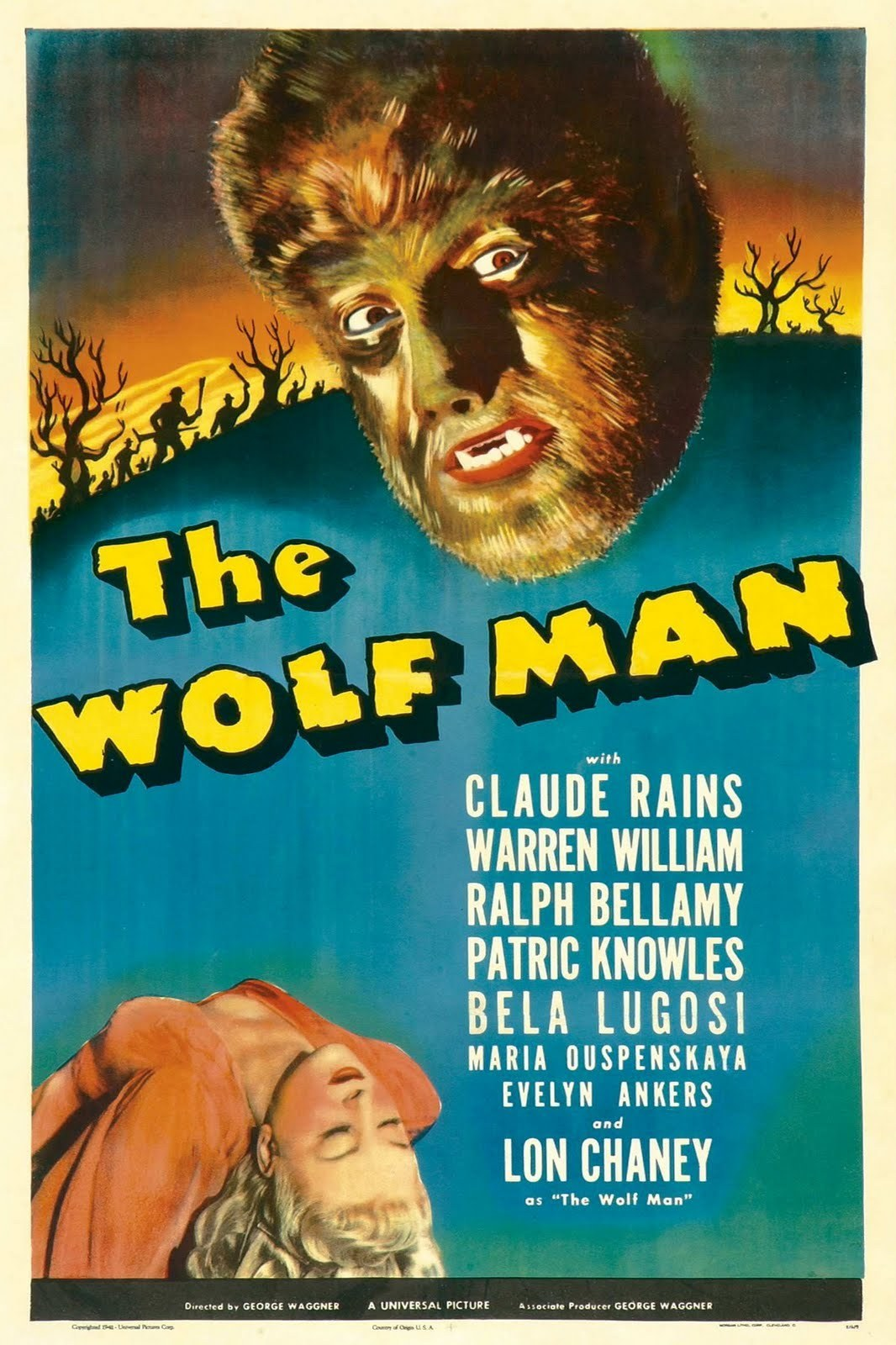 The Wolf Man - Rotten Tomatoes