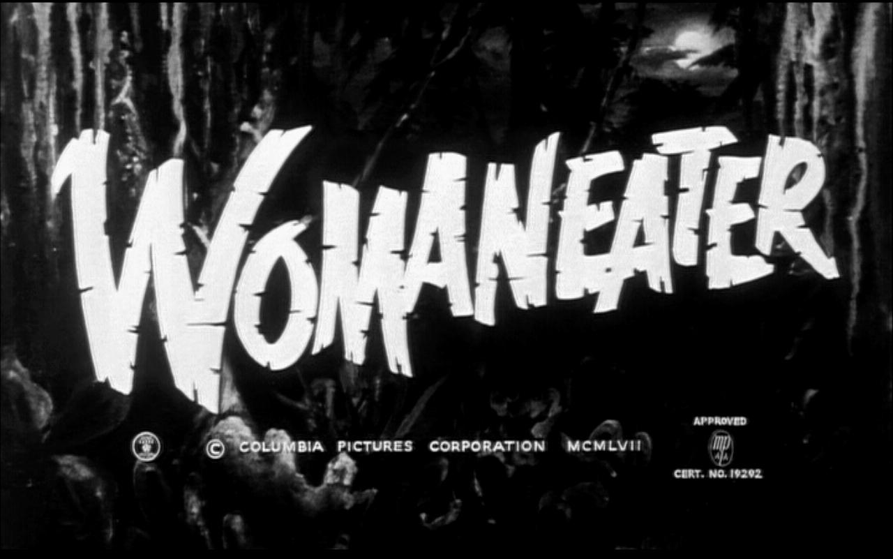 Womaneater (UK, 1958) – HORRORPEDIA