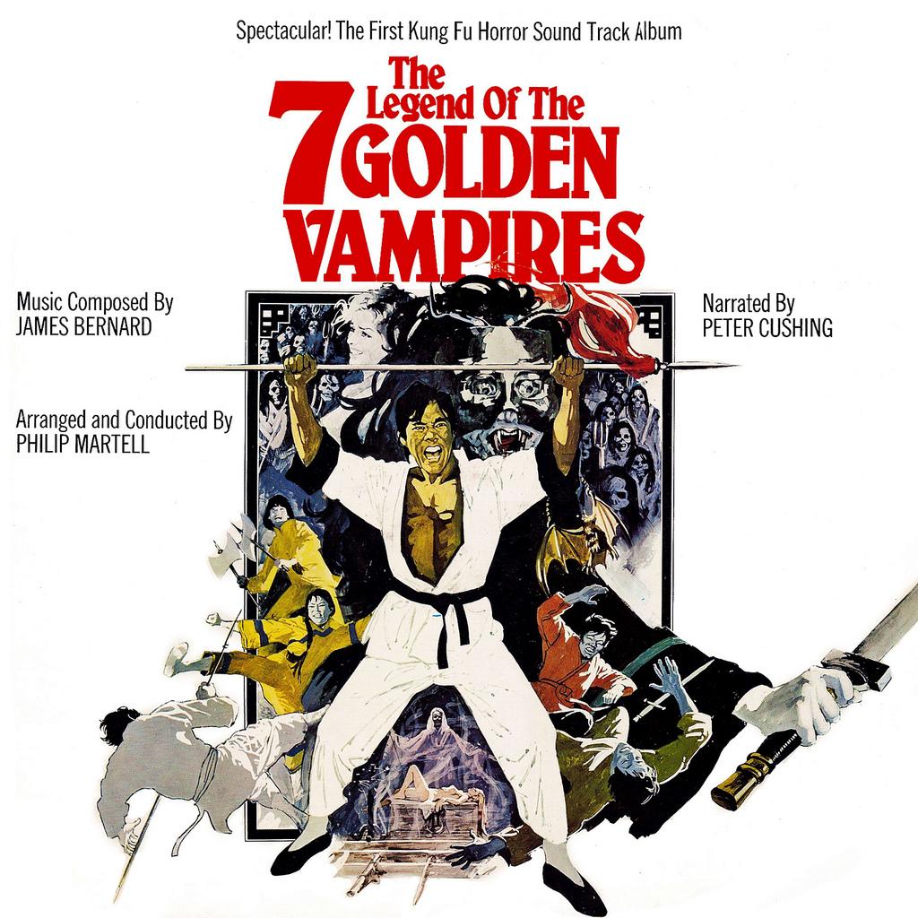 the legend of the 7 golden vampires u2013 soundtrack album u2013 horrorpedia