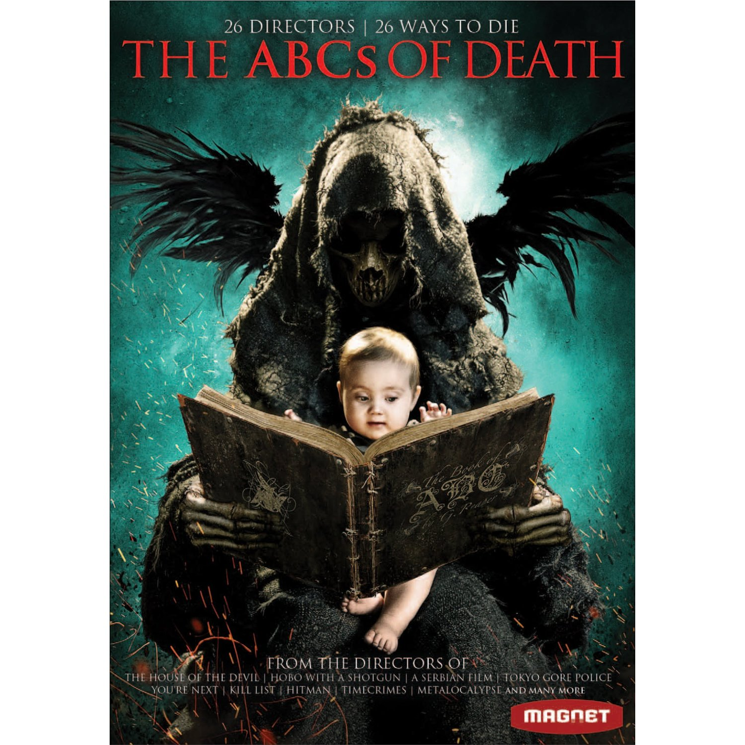 The ABCs of Death 2012 movie