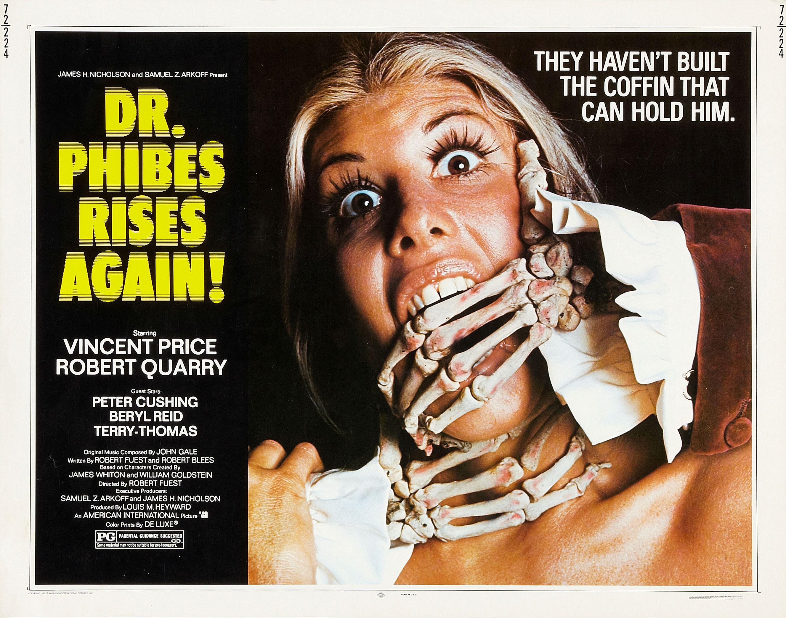 Dr. Phibes Rises Again (1972) – HORRORPEDIA