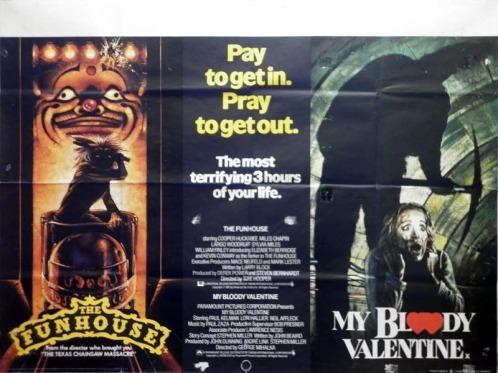 funhouse + my bloody valentine