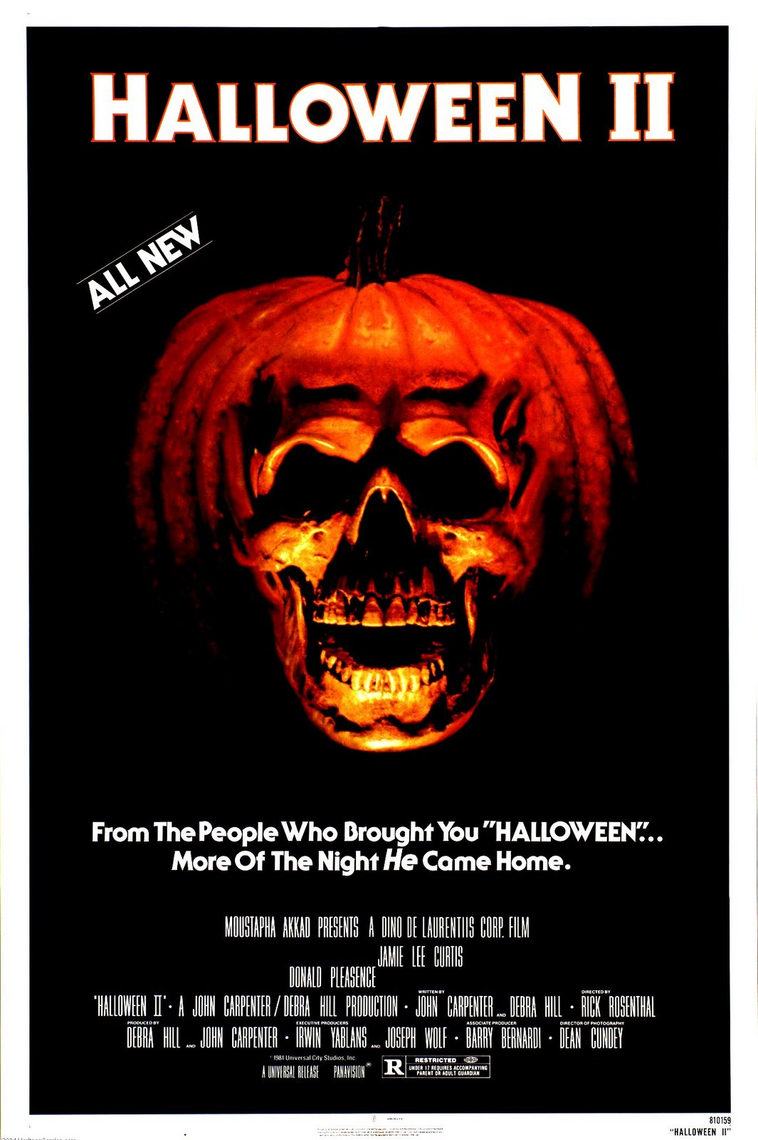 "an analysis of the horror film halloween directed by john carpenter A great score for a horror film can be as terrifying as the pictures – but what is it  about  also evokes pioneers like director/composer john carpenter (who  soundtracked many of  that's the halloween theme,"" he explained."