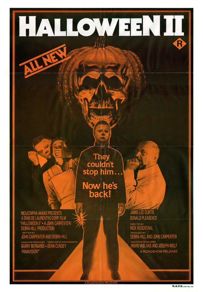 Halloween II – USA, 1981 – HORRORPEDIA