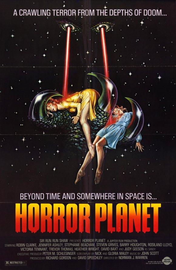 Inseminoid Aka Horror Planet Horrorpedia