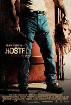 Risultati immagini per HOSTEL 1 ( 2005 ) POSTER