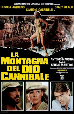 La Montaña Del Dios Canibal (Slave Of The Cannibal God) (Sergio Martino, Italia, 1979)009