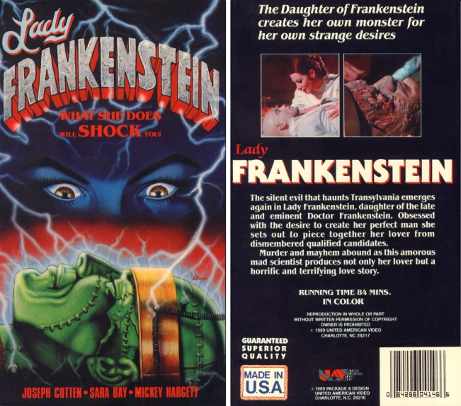 obsession in frankenstein