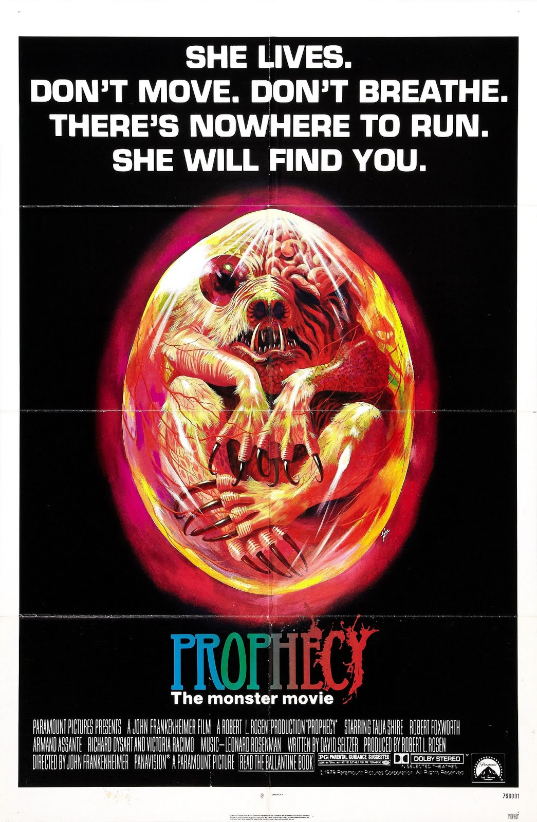 Prophecy (1979) – HORRORPEDIA