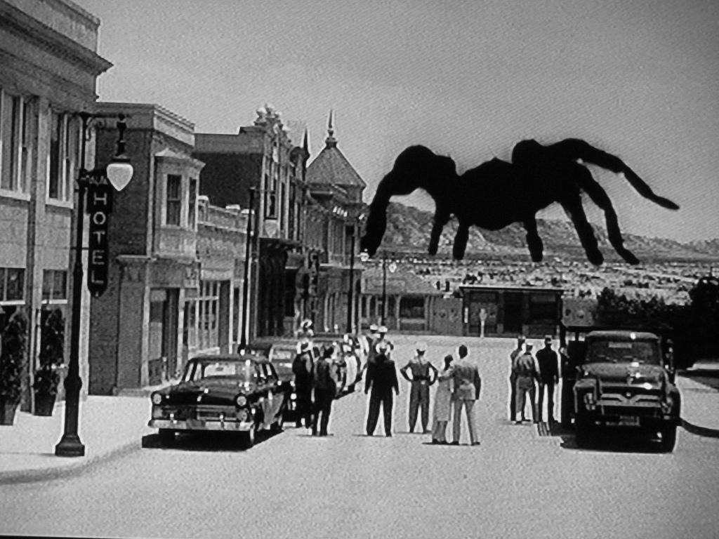 arachnophobia spiders on the screen � article � horrorpedia