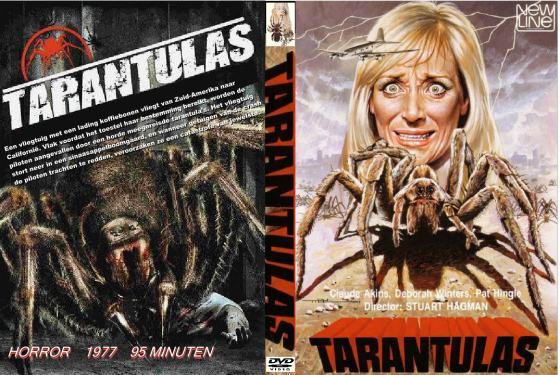 TARANTULAS 1977