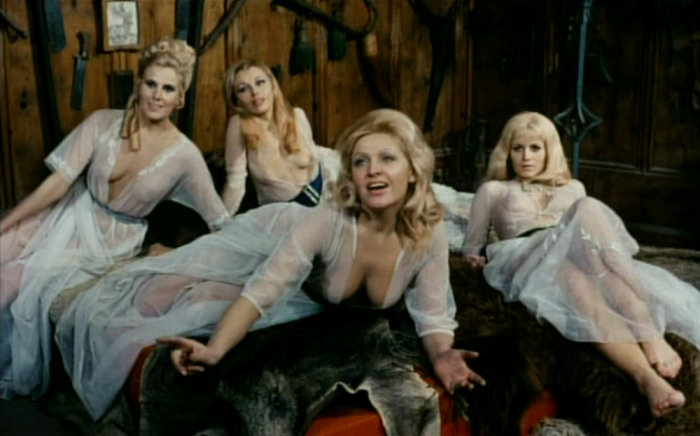 Ingrid pitt and madeline smith the vampire lovers 02 - 2 part 7
