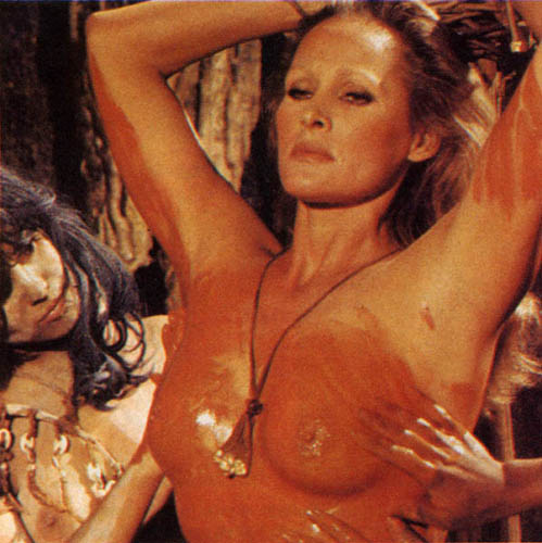 Ursula andress the mountain of the cannibal god 4