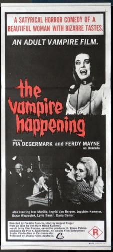 Vampire-Happening-Australian-daybill-poster