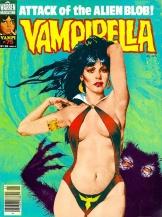 Vampirella 75 Attack of the Alien Blob
