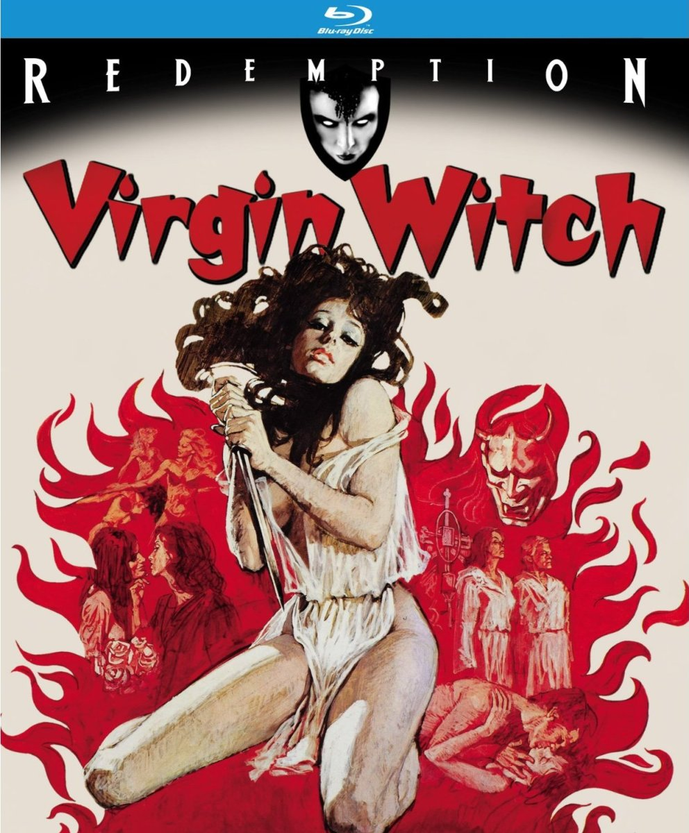 Virgin Witch - UK, 1971