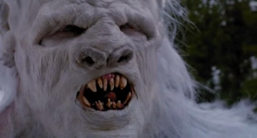 Yeti - Curse of the Snow Demon