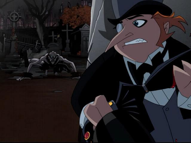 The batman vs dracula usa 2005 horrorpedia - Batman contre joker ...