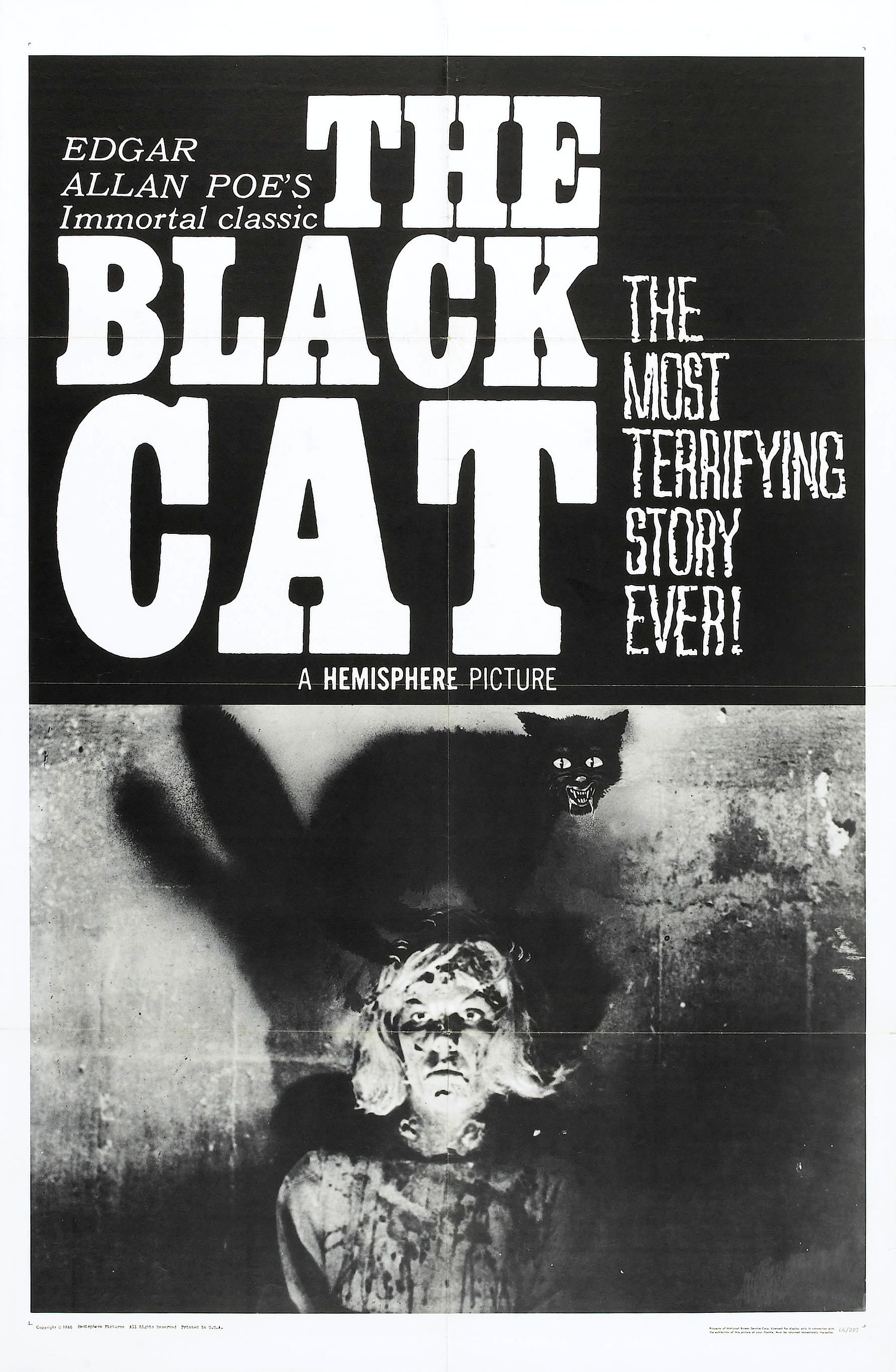 an analysis of symbolism in the black cat by edgar allan poe The black cat is a short story by edgar allan poe it was first published in the august 19, 1843, edition of the saturday evening post it is a study of the.