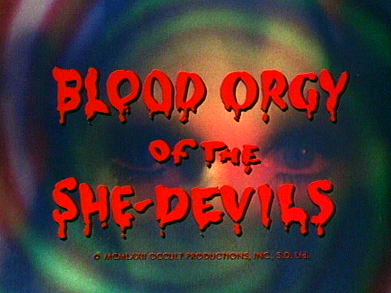 blood orgy of the leather girls № 58236