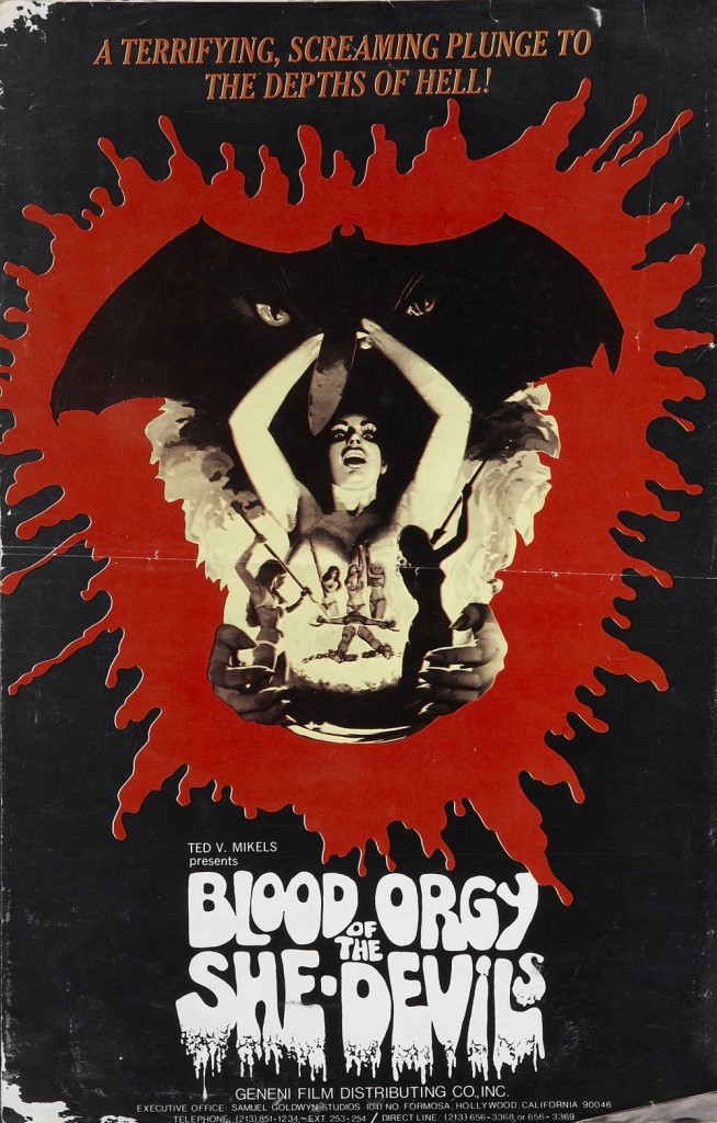 blood orgy of the leather girls № 58230
