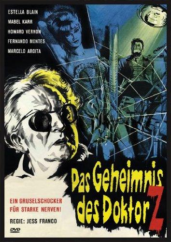 the diabolical dr z france spain 1965 horrorpedia. Black Bedroom Furniture Sets. Home Design Ideas