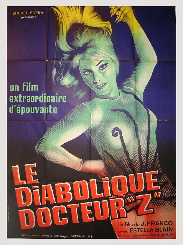 Diabolical Dr Z Movie HD free download 720p