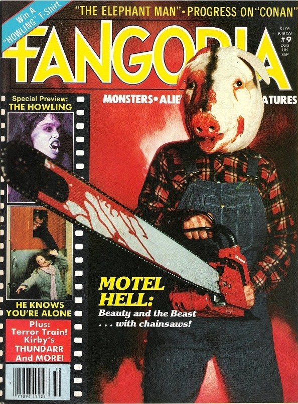 Fangoria Magazine And Multimedia Operation Horrorpedia