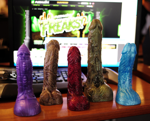 freak dildos