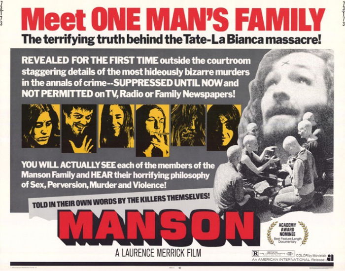Coming Down Fast: Charles Manson on Screen – article by ...