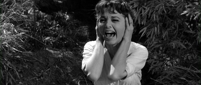 alligator people beverly garland screaming