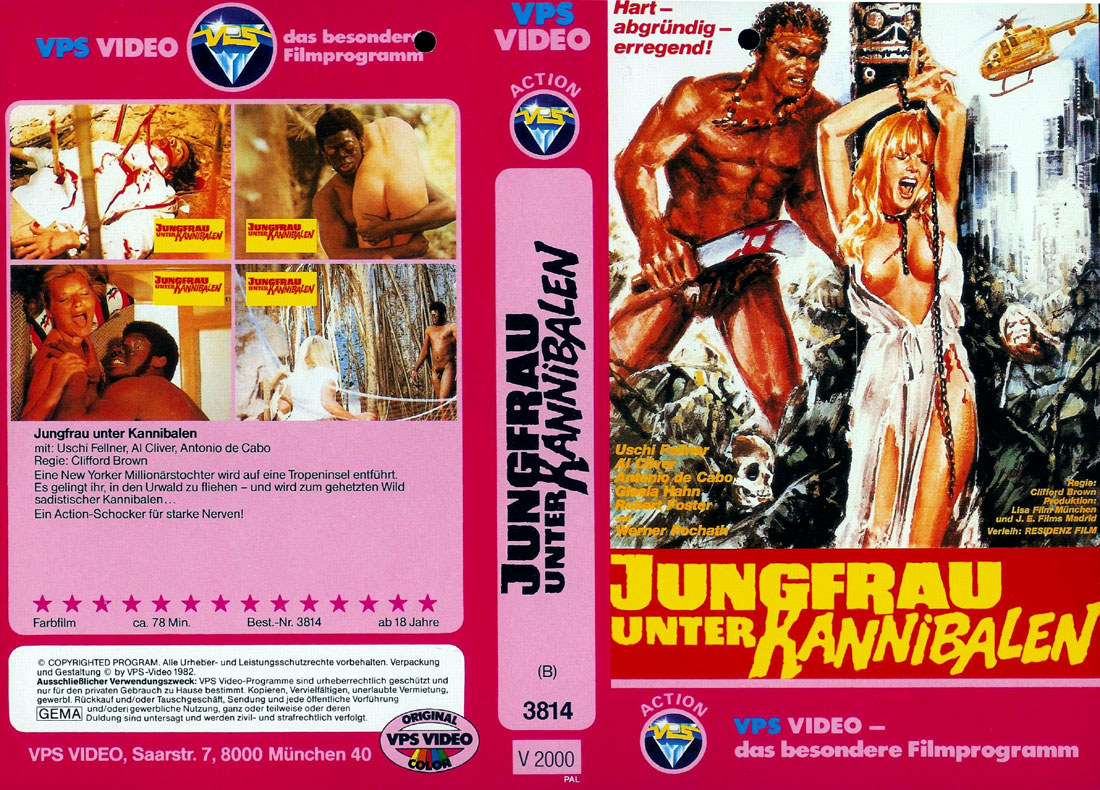 dvd erotic horror