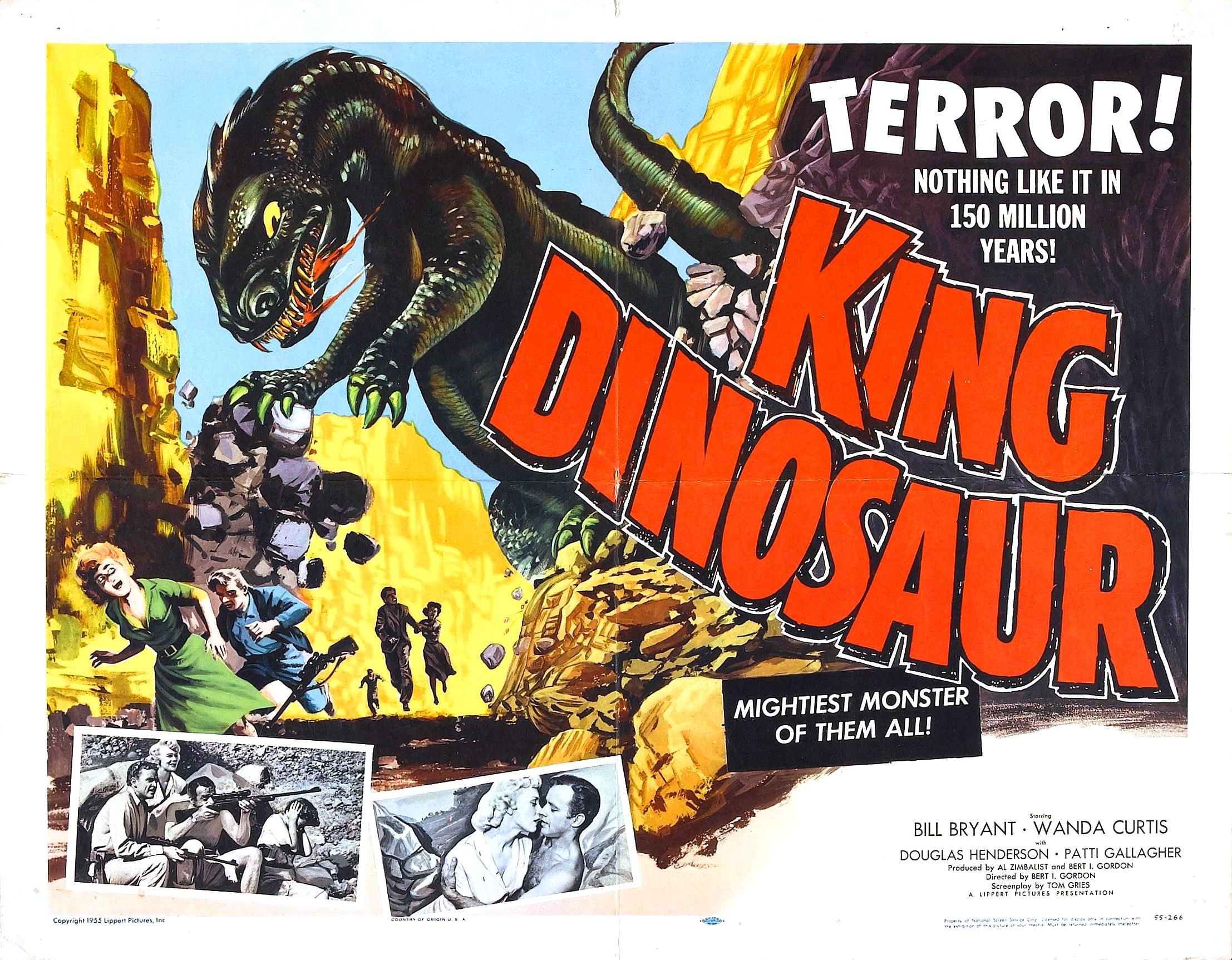 King dinosaur horrorpedia - Dinausaure king ...
