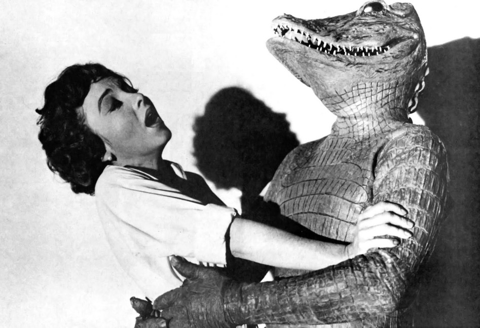 Image result for the alligator people 1959
