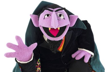 click for my count von count obituary