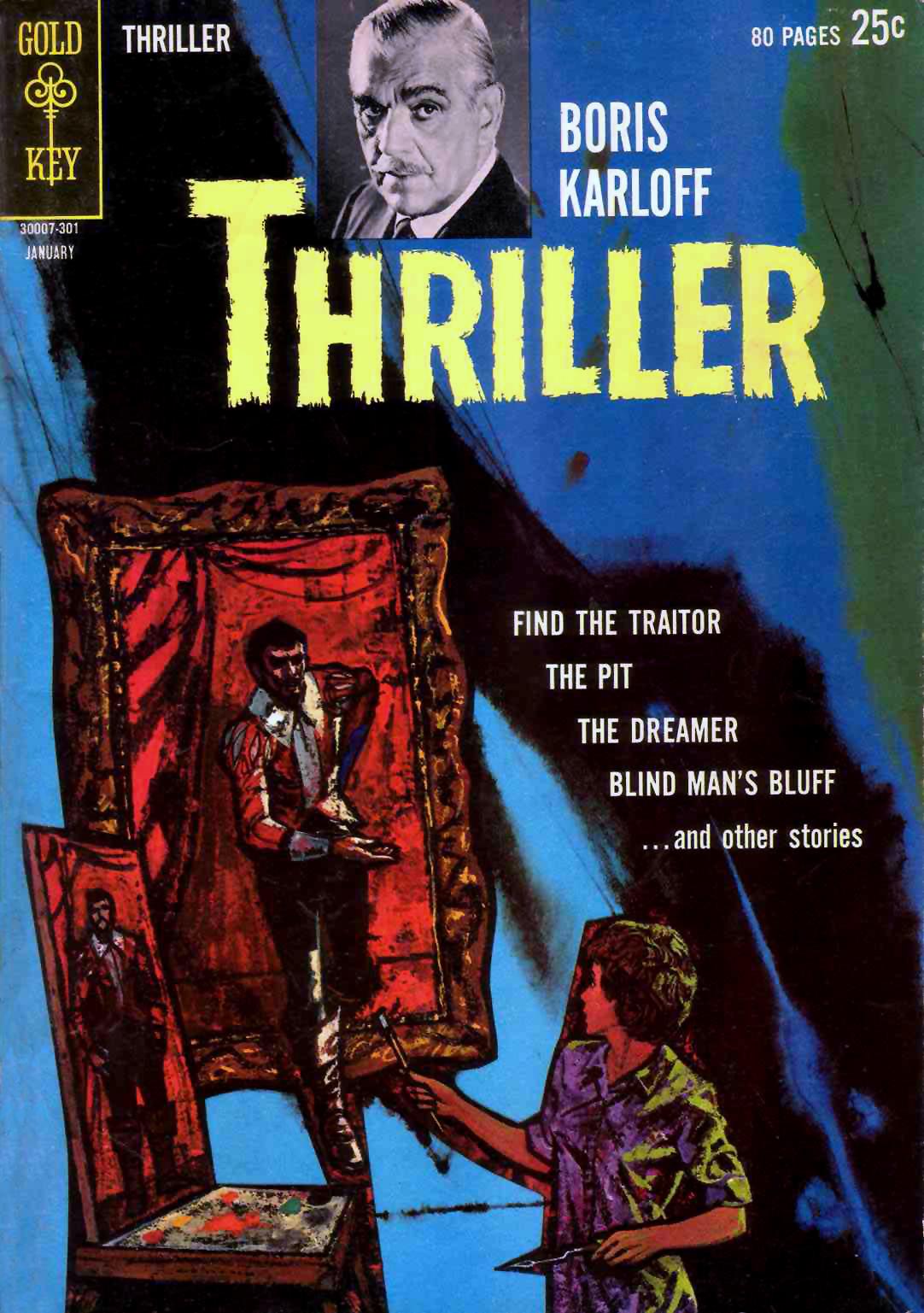 Thriller Serien