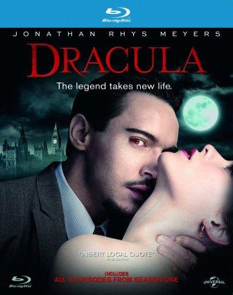 dracula jonathan rhy meyers blu-ray disc universal