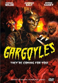 gargoyles dvd cover